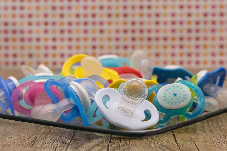 Pacifier Baby Small Child - Free photo on Pixabay