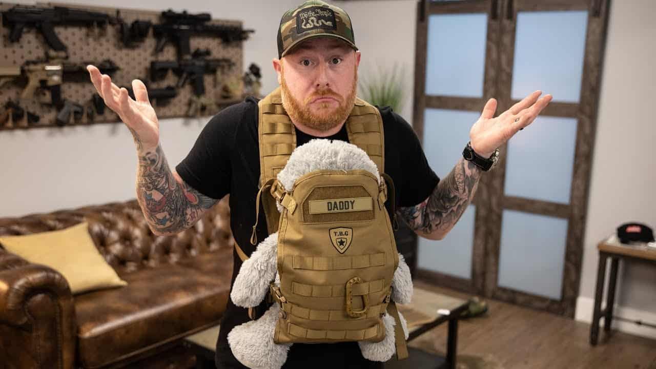 TBG Tactical Baby Carrier® | Tactical Baby Gear