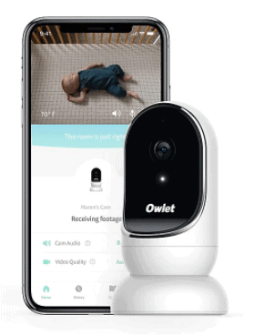 The Owlet camera. - Nanit vs Owlet Baby Monitor Review | Baby Journey