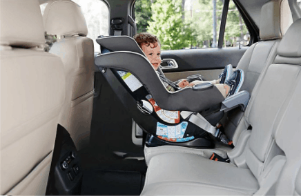 Latch installation is one of the two install methods for most car seats. - How to Install a Car Seat | Baby Journey