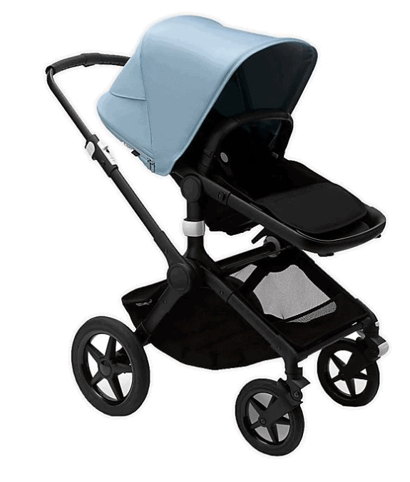 Bugaboo fox 2 has an advanced suspension system make pushing around smooth task.