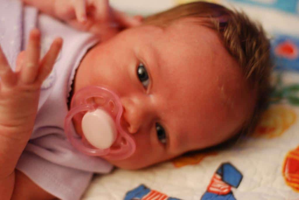 Pacifiers can be a great way to help your baby sleep better and learn to self-soothe.