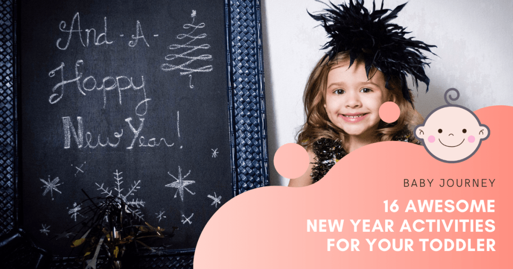 new year activities for toddler