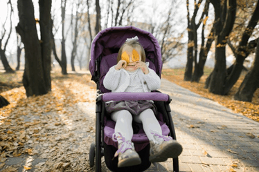 The general recommendation for using a stroller is up to 3 years of age. - How Old is Too Old for a Stroller? | Baby Journey