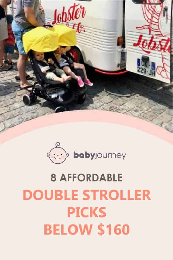affordable double stroller Review - Best affordable Double Stroller | Baby Journey