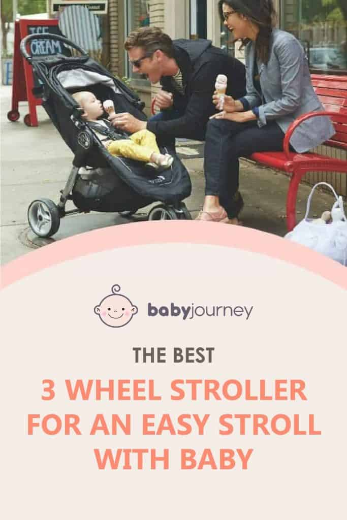 Best 3 Wheel Stroller | Baby Journey