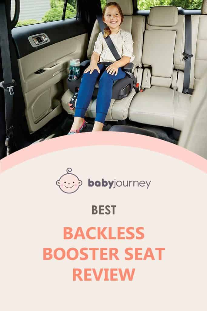 Best Backless Booster Seat | Baby Journey