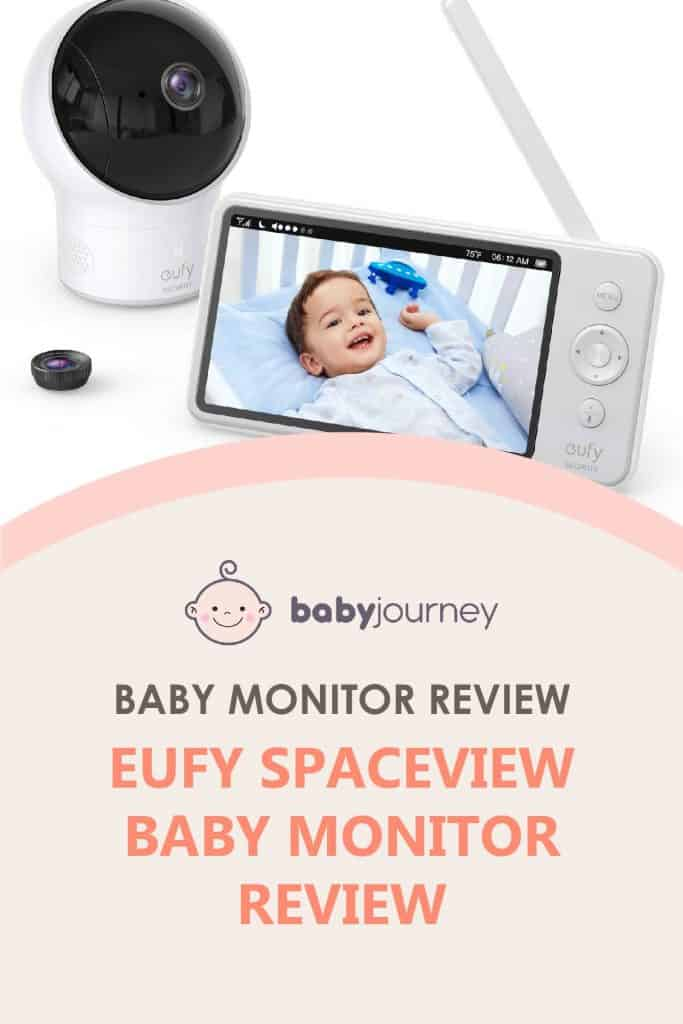EUFY SPACEVIEW BABY MONITOR REVIEW | Baby Journey