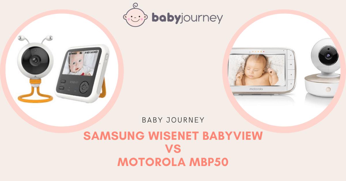 Samsung vs Motorola Baby Monitor | Baby Journey
