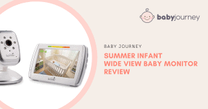 Summer Infant Wide View Review | Baby Journey