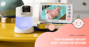 Summer Infant Baby Monitor Reviews | Baby Journey