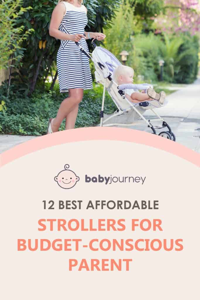 Best Affordable Strollers | Baby Journey