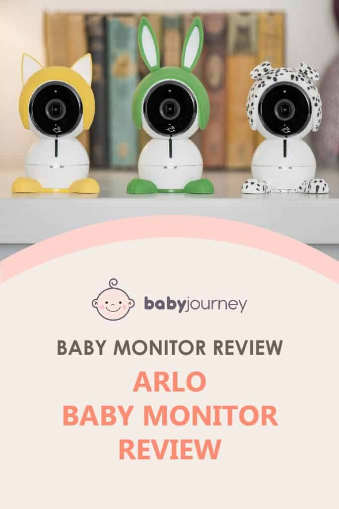 Arlo Baby Monitor Review | Baby Journey