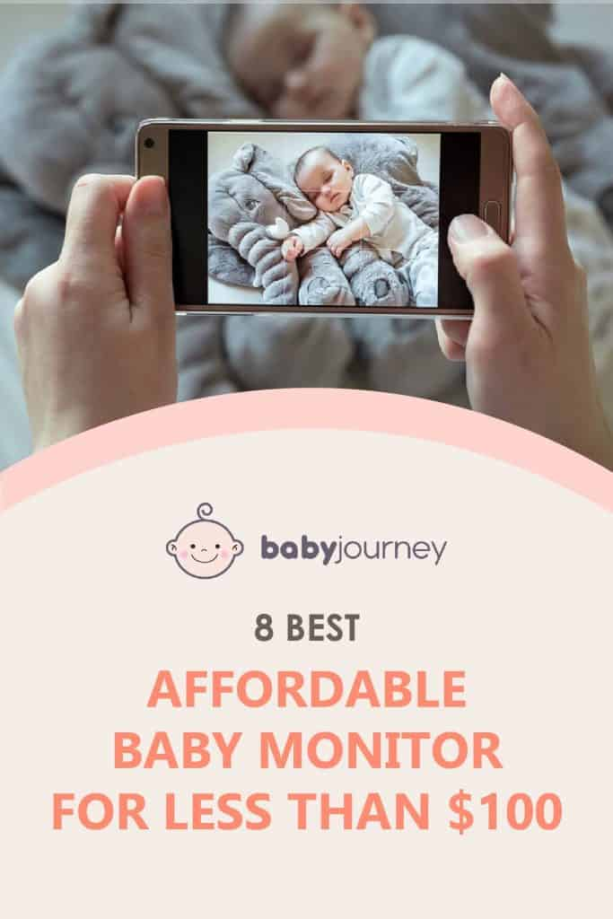 Best Affordable Baby Monitor   Baby Journey