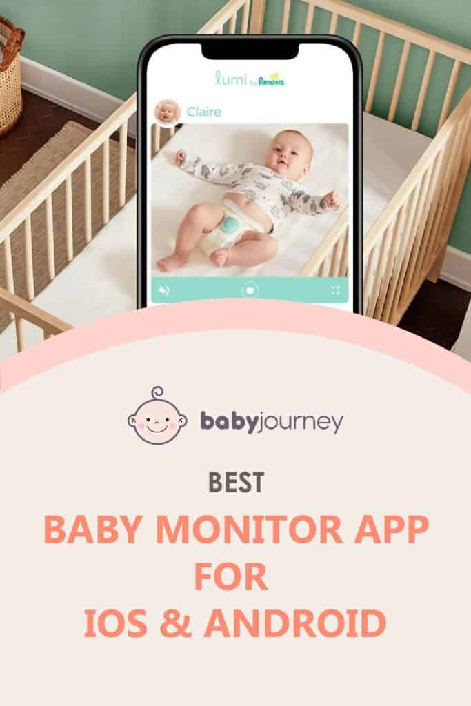 Best Baby Monitor App Review | Baby Journey