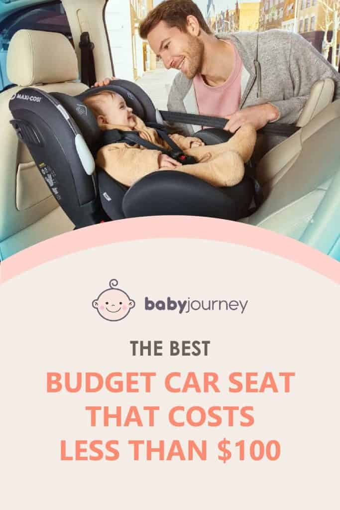 Best Budget Car Seat | Baby Journey