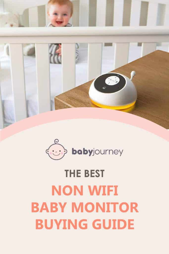 Best Non-Wifi Baby Monitor | Baby Journey
