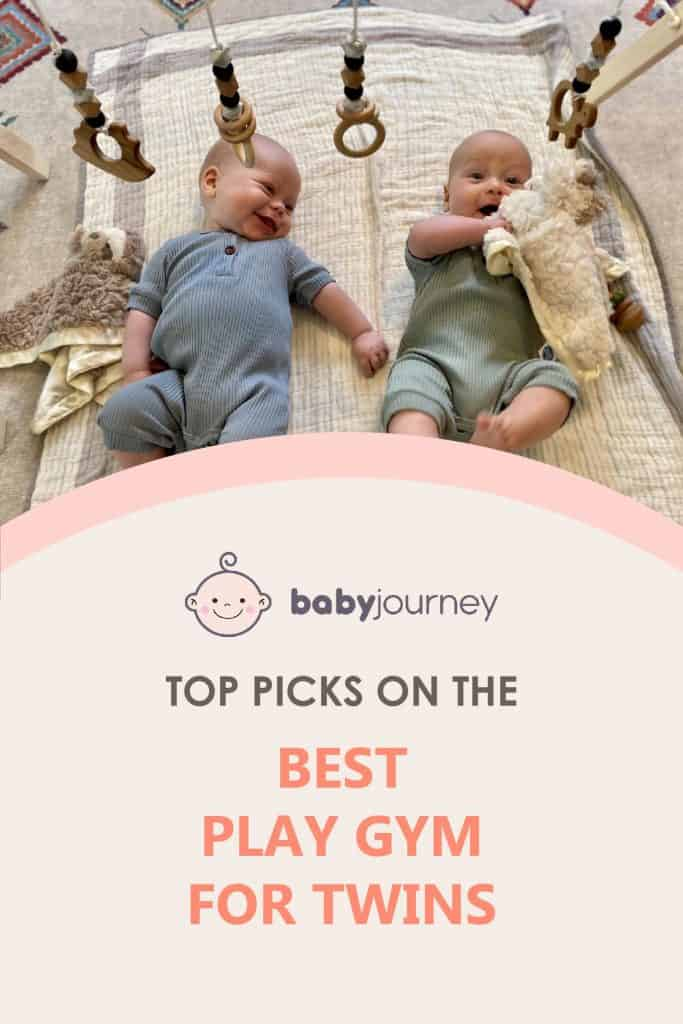 Best Play Gym for Twins | Baby Journey