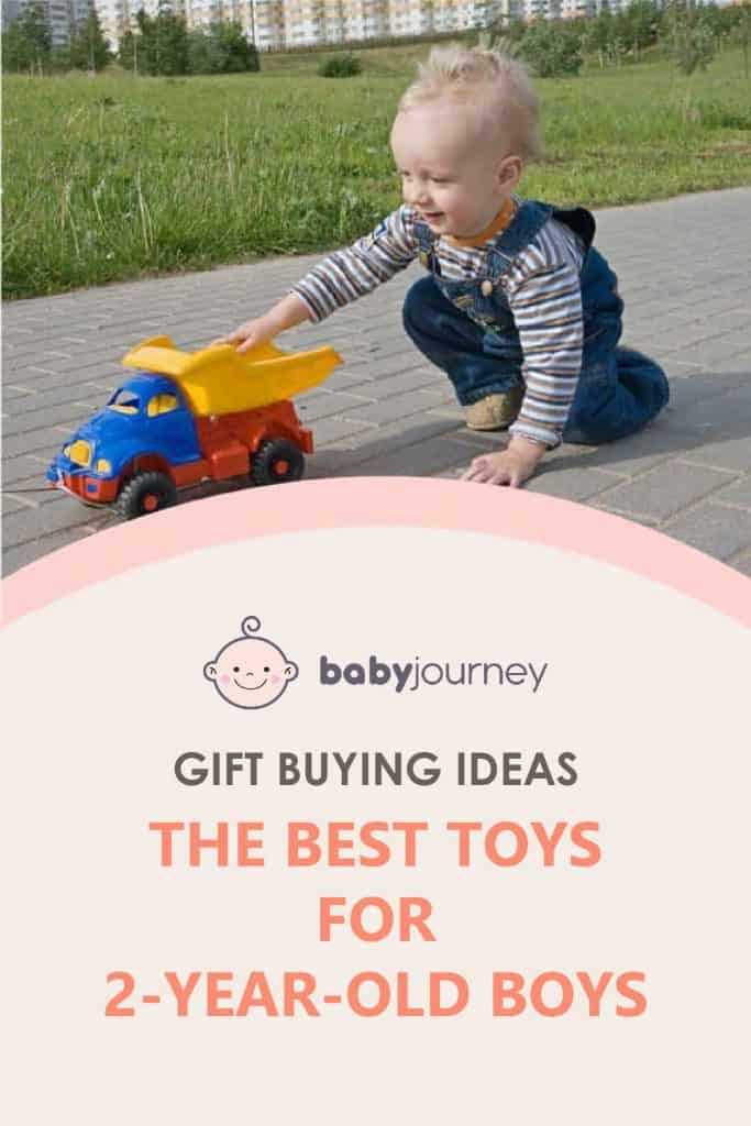 Toys For 2-year-old Boys   Baby Journey