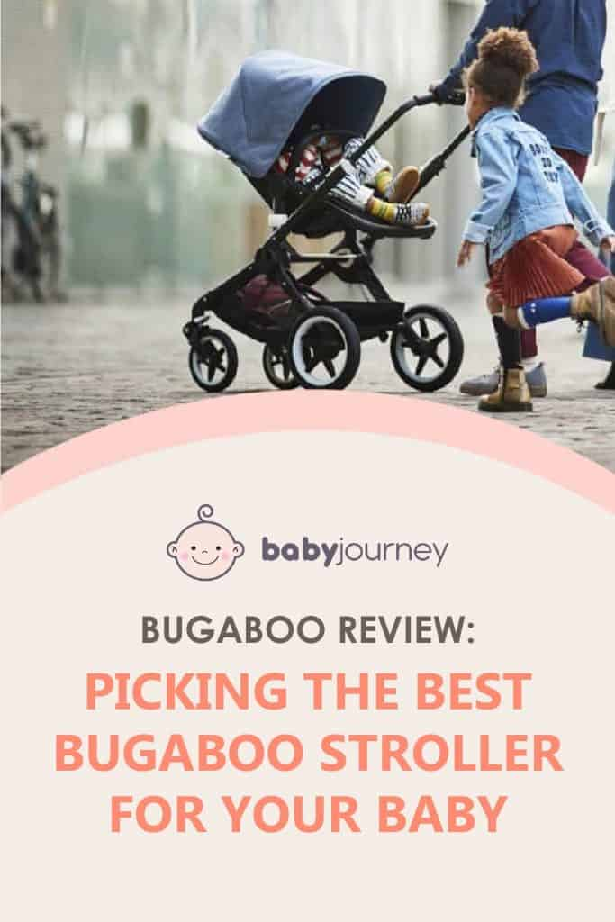 Bugaboo Stroller Review | Best Stroller Review | Baby Journey