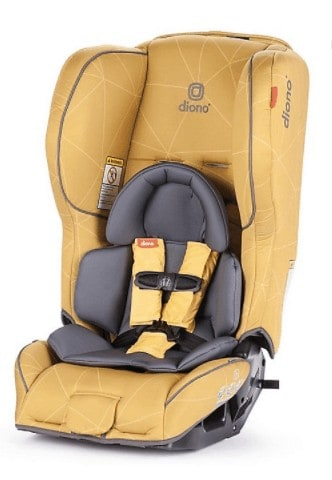 Convertible car seats for compact cars are designed to be narrow and light. - Best Convertible Car Seat for Small Cars   Baby Journey