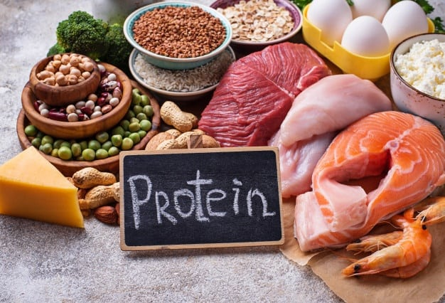 Try adding more protein to your diet. - How to Make Breastmilk Fattier   Baby Journey