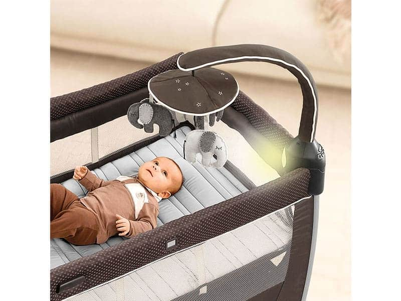 You should check whether the playard is to setup and tear down if portability is important to you. - Best Pack n Play with Bassinet | Baby Journey