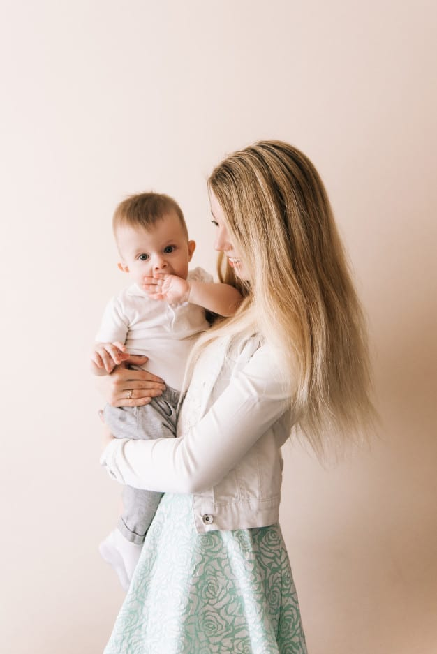 Burping your baby helps him or her feel better after nursing.- How to Burp  Baby | Baby Journey