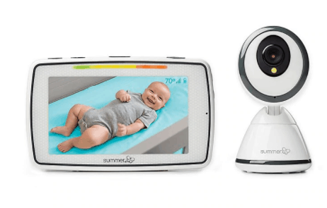 Summer Infant is known for their user-friendly design. - Summer Infant Baby Monitor Reviews | Baby Journey