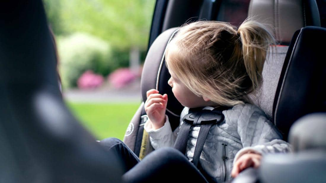 High back car seats greatly minimize the potential impact your child will suffer should an accident occur.  - Best High Back Booster Seat | Baby Journey