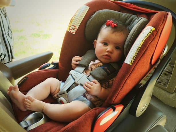 Be careful about used car seats and pay attention to car seat installation. A poorly installed car seat is unsafe, no matter the price tag. - Best Budget Car Seat | Baby Journey