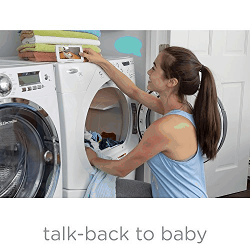 The range is great for most households  - Summer Infant Wide View Review | Baby Journey