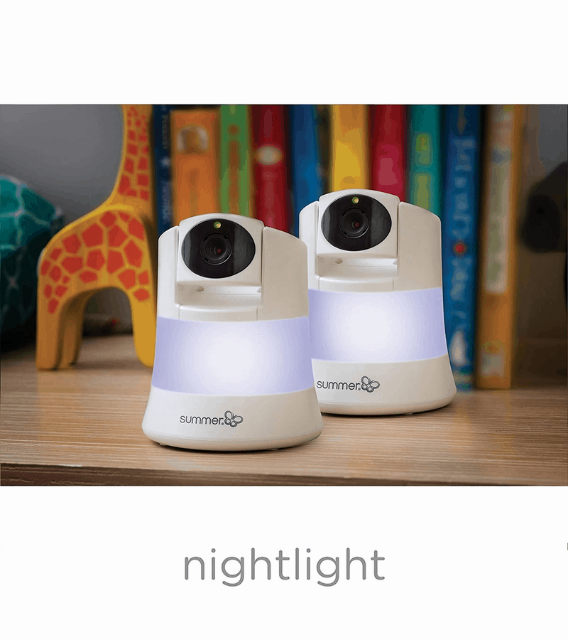 The comforting glow of the night light.   - Summer Infant Wide View Review | Baby Journey