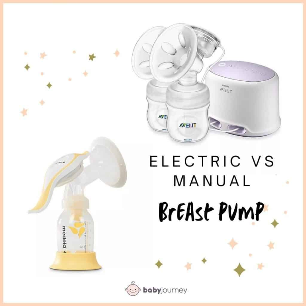 Manual breast pumps tend to be inexpensive compared to an electric breast pump.- How to Choose a Breast Pump | Baby Journey