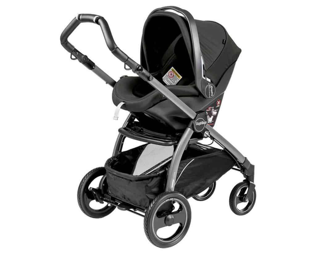 The Peg Perego 4/35 car seat Primo Viaggio is readily compatible with all Peg Perego strollers that are travel system compatible.- Peg Perego Primo Viaggio 4-35 Review | Baby Journey
