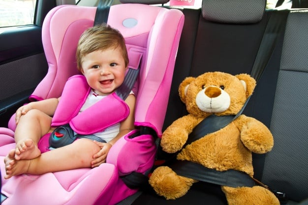 Convertible car seats tend to be the preferred choice for one year olds compared to forward facing seats. - Best Car Seat for 1 Year Old | Baby Journey