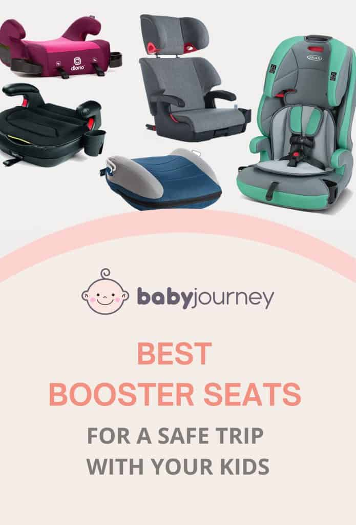 Best Booster Seats Review | Baby Journey