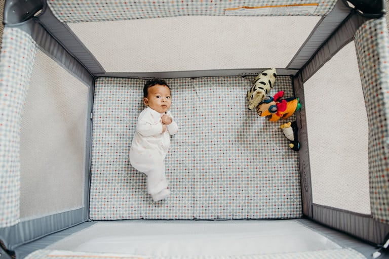You'd want to consider a compact playpen for your child if you have limited space at home. - Best Play Pen for Small Spaces | Baby Journey