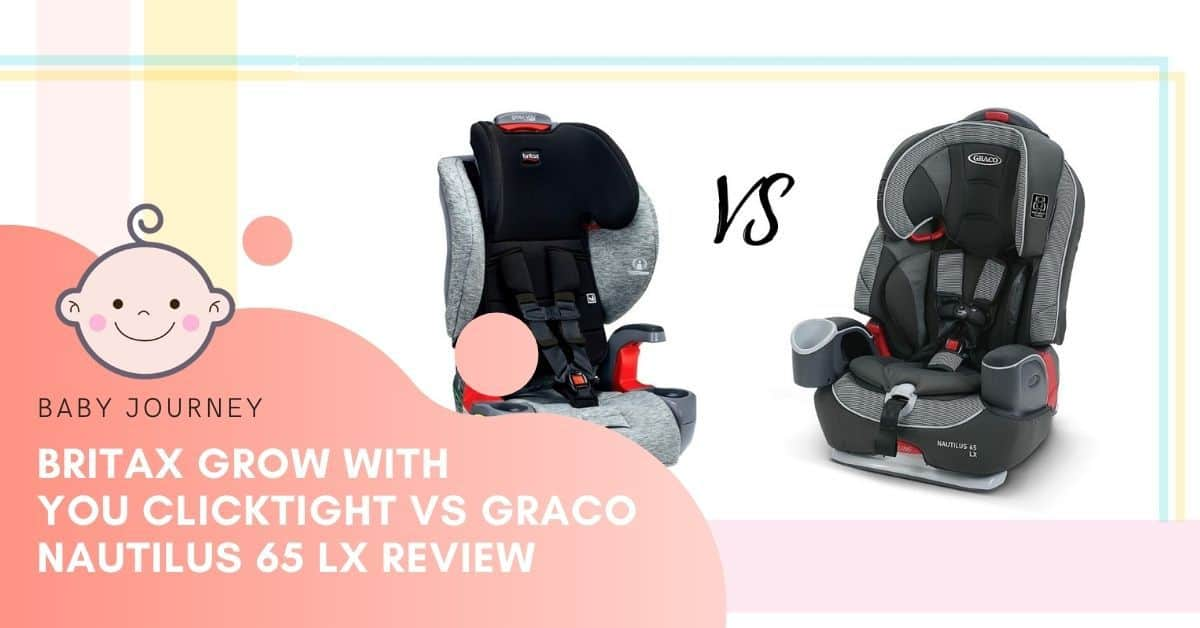 britax frontier vs graco nautilus review | Baby Journey
