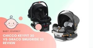 chicco keyfit 30 vs graco snugride 35 review | Baby Journey