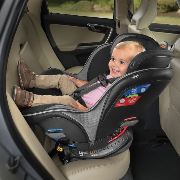 Zip Max is more comfortable for taller children! -Chicco NextFit Car Seat Review | Baby Journey