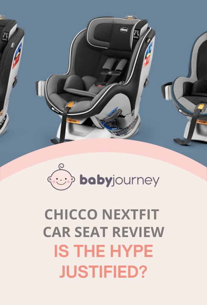 Chicco NextFit Car Seat Review | Baby Journey