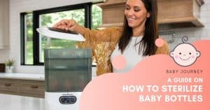 how to sterilize baby bottles | Baby Journey
