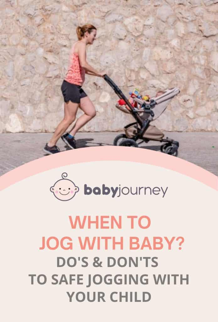 When Can You Jog with Baby? | Baby Journey