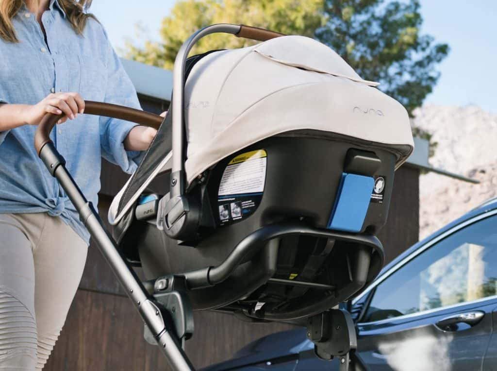 PIPA is compatible with various strollers from the same brand or other brands via an adapter, so you will certainly be able to find the one for you. - Nuna PIPA Car Seat Review | Baby Journey