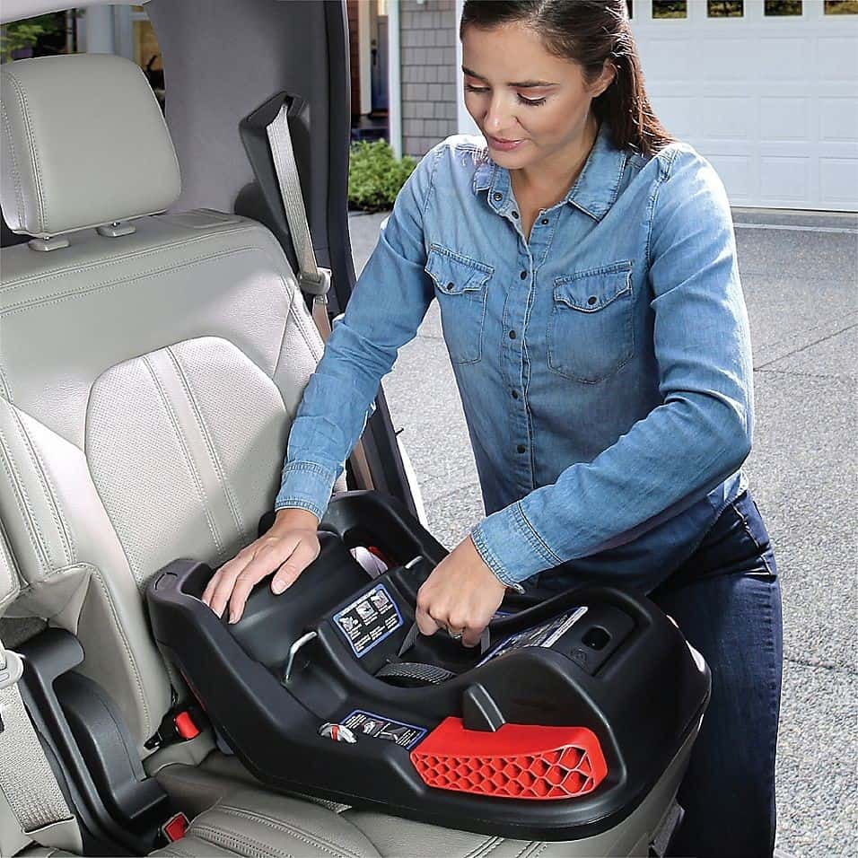 Britax car seats are made easy to install. - Best Britax Car Seat | Baby Journey