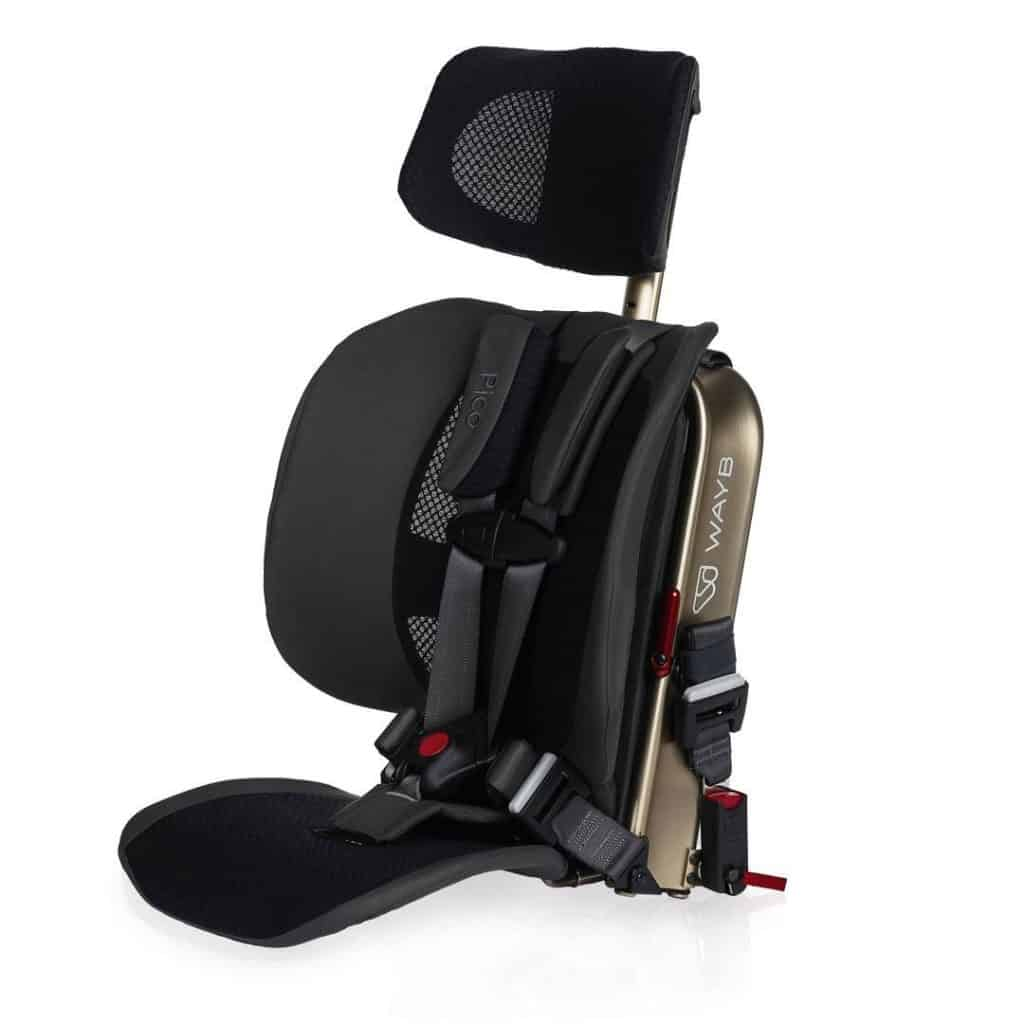 WayB Pico. - Best Car Seat For 3-Year-Old   Baby Journey