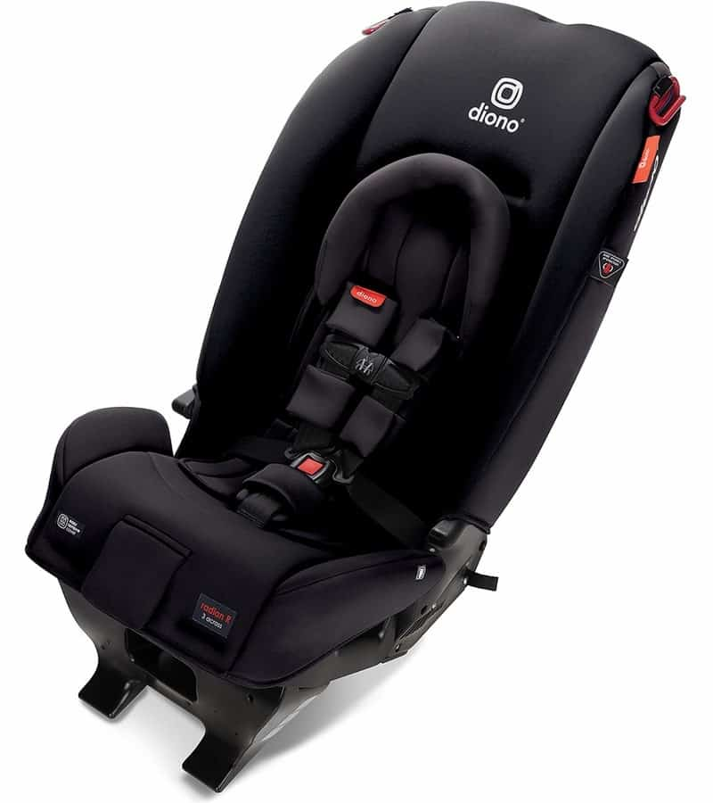Slim-fit car seats are ideal for compact cars.- Best Car Seat For 3-Year-Old   Baby Journey