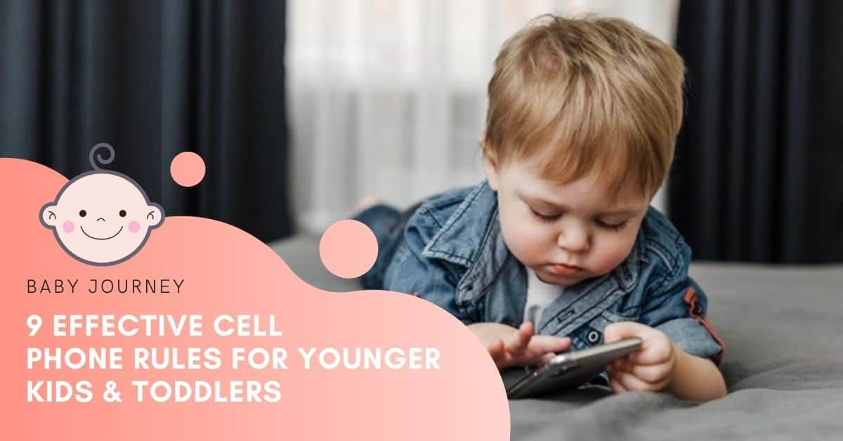 cell phone rules   Baby Journey