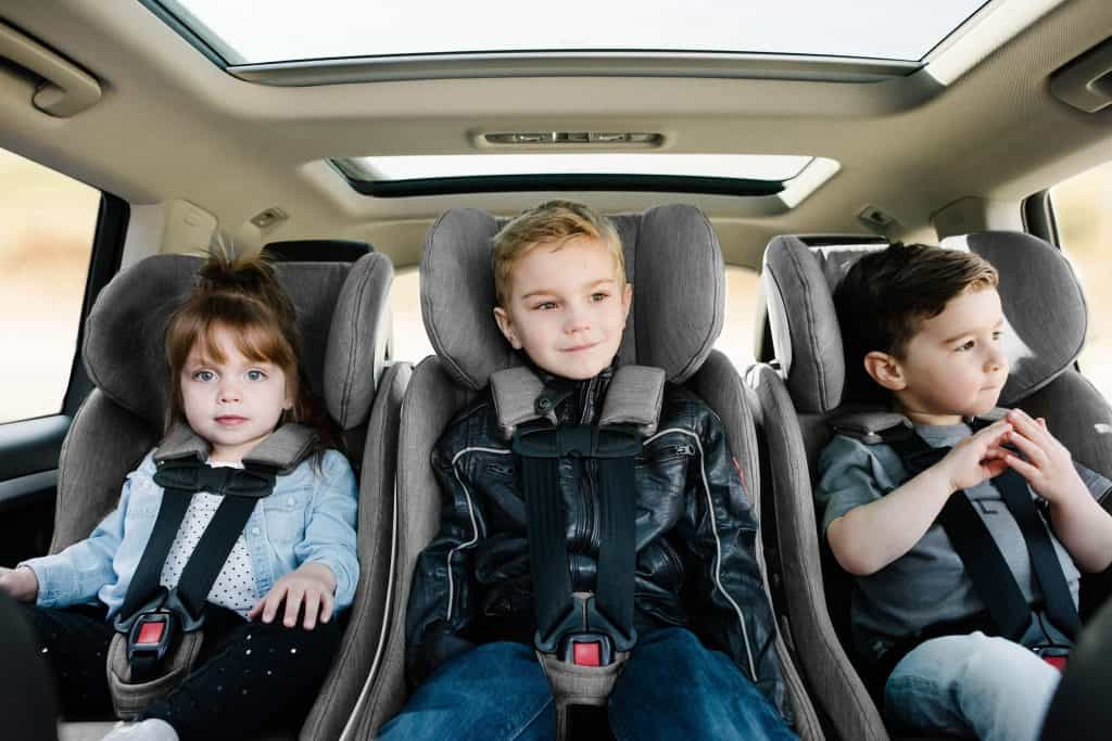 Convertible car seats are more compact.- Convertible car seat vs all in one car seat   Baby Journey